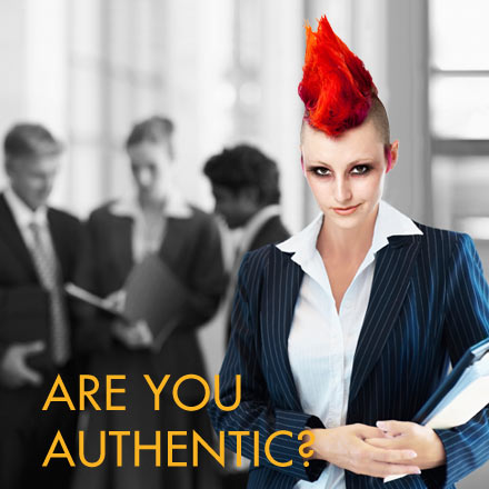 Corporate Identity - Are you authentic?