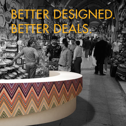 Corporate Architecture - Better designed. Better deals.